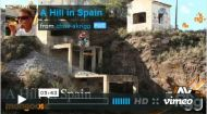 A Hill in Spain …..sic DH Video