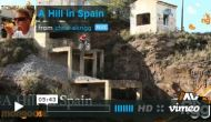 A Hill in Spain …..sic DHVideo